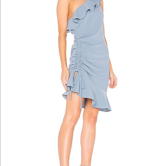 Tularosa Dresses & Skirts - Tularosa Kendra Dress in size Medium Blue